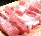 [꽃돼지공동구매]벌침맞은우리돼지플러스 무항생제돼지고기 등심덧살(가브리살)500g