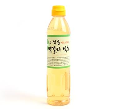 노적봉 막걸리식초(500ml)