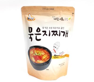 묵은지 찌개(500g)