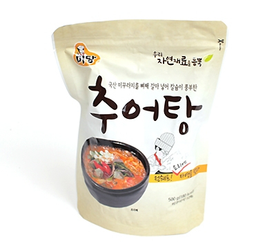 미당 추어탕(500g)