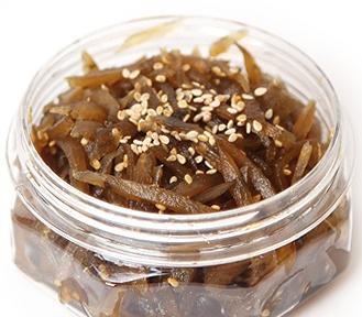 열두광주리 우엉조림(120g)
