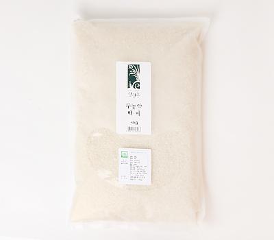 무농약 백미(4kg)