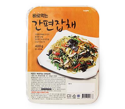 바로먹는 간편잡채(400g)