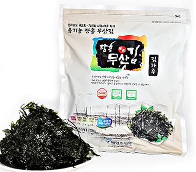 유기농 김가루(200g)