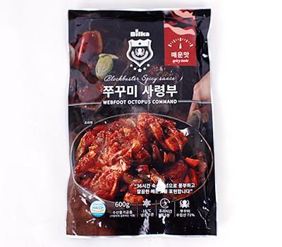 쭈꾸미 사령부(매운맛, 350g)