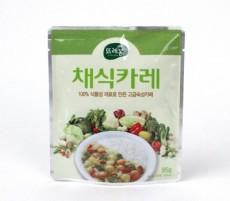 우리밀 채식카레(85g)