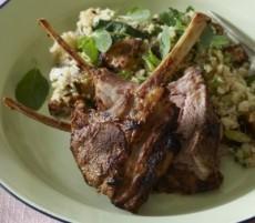 양(lamb) 숄더렉(냉동, 280g 내외)