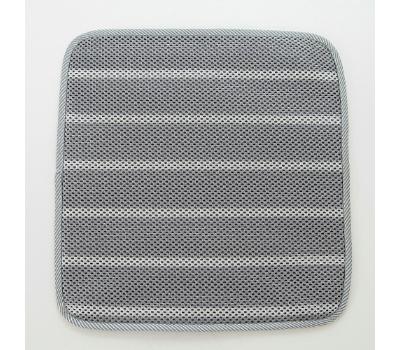 매쉬원 3D매쉬 빨아쓰는 차량용 방석 x 2개(세트)
