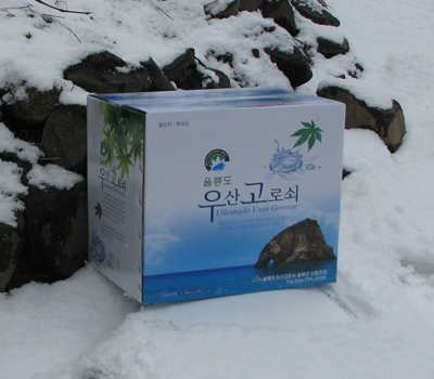 울릉도특산물 '우산고로쇠'(1.5L*12병) 2월19일(월)부터 순차적 출고