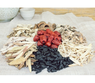 자연 건강차-끓여먹는 쌍화차 100g 1첩 (5~7일분량)