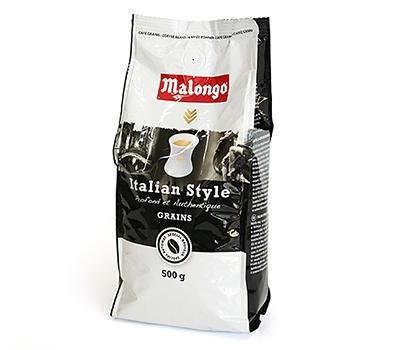 [프랑스 대표 커피]Malongo(말롱고) - 이탈리안 스타일 500g -