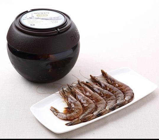 자하람 매실발효액 새우장