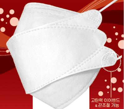 [의약외품][KF94정품] 2018년형 프리미엄 나노섬유필터 마스크(10매)