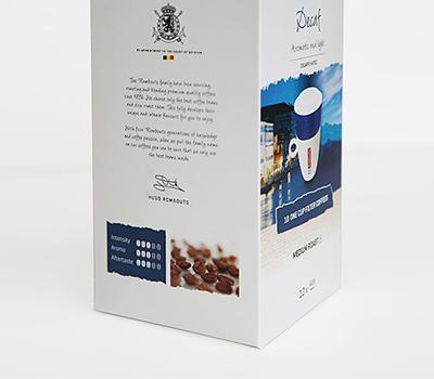 롬바우츠 디카페인 - 벨기에왕실선택/손님접대용/물만부어마시는간편한커피