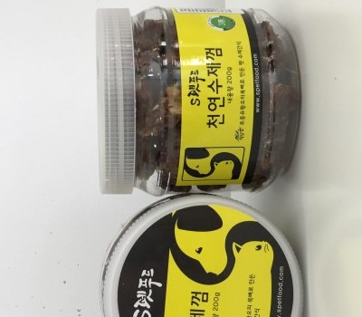 토종유황오리목뼈로 만든 애완용 수제간식 100g