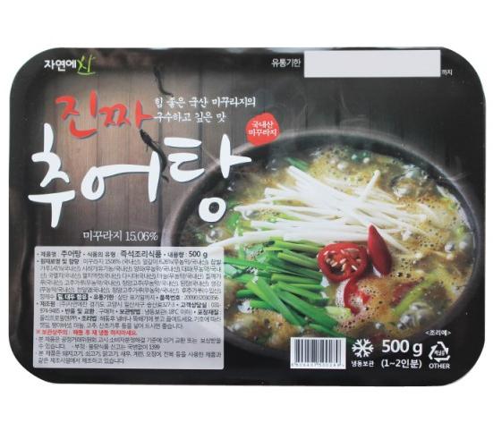 [대용량상품] 진짜추어탕(500g x 6세트)