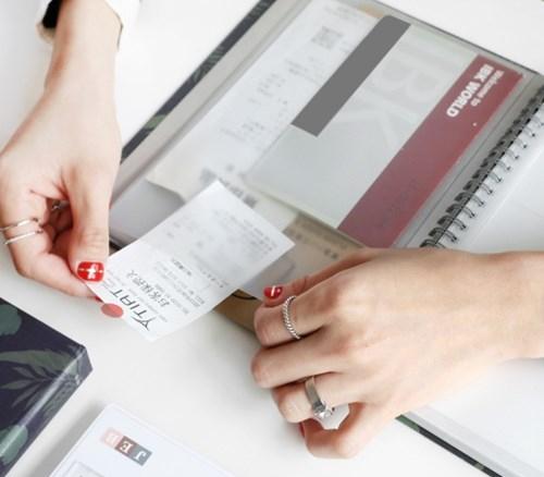 2018 캐쉬북 체계적인 재정관리를 도와줄 만년 가계부